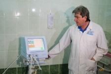 Важное медицинское оборудование стоимостью 19,9 миллионов тенге получила Павлодарская инфекционная больница
