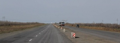 До конца года в Павлодарской области планируется отремонтировать 1078 километров дорог