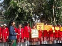 В Индии десятки тысяч человек протестуют против алкоголя