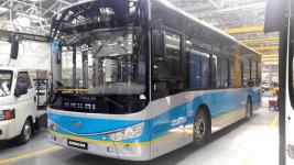 В следующем году в Павлодаре планируется закупить электроавтобусы