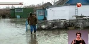 Тонущие жители Северного Казахстана отказываются эвакуироваться