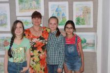 Акварельные победы Павлодара