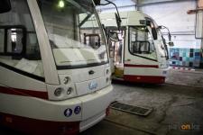 Второй этап поставки новых трамваев в Павлодар еще не начался