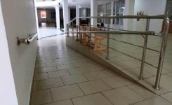 Пандусы появятся во всех школах Павлодара