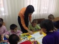 «Жас Отан» в гостях у детей-сирот