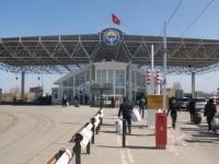 Из-за закрытия двух постов на границе Казахстана с Кыргызстаном образовались пробки