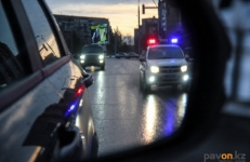На улицах Павлодара появились спецмашины скрытого наблюдения и фиксации нарушений ПДД