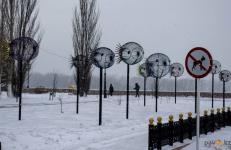 В Павлодаре морозы отступят, на смену придет пасмурная погода со снегом