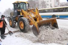 В связи с ухудшением погодных условий уборка снега в  Павлодаре займет 3-5 дней
