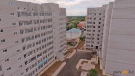 Накануне Дня столицы в Павлодаре сдали в эксплуатацию два многоэтажных дома
