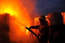 В Павлодаре два человека погибли на пожаре