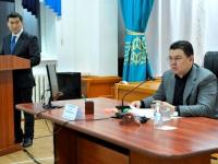 Канат Бозумбаев посетил Успенский район