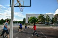 Павлодарца оштрафовали за то, что не хотел уходить со спортивной площадки