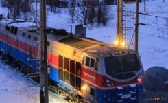 Мужчина попал под поезд в Павлодаре