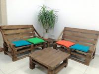 Мебель из паллет планируют производить в Павлодарской области