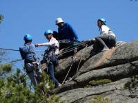 64 медали получили павлодарские скалолазы на чемпионате по технике горного туризма