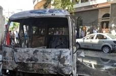 Террористы в Сирии обстреляли автобус с женщинами и детьми