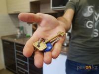 Житель Нур-Султана подарил квартиру павлодарской многодетной семье
