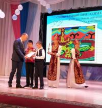 99 победителей выбрали на областном фестивале детского творчества в Экибастузе