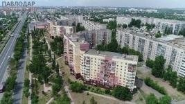 Дома по улице Торайгырова требуют реставрации фасада