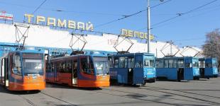 Еще пять трамваев сегодня в Павлодаре получили имена известных жителей города