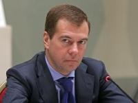 Медведев отменил таможенные сборы на границе ТС
