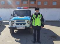 Павлодарский полицейский спас мужчину, который задумал утопиться