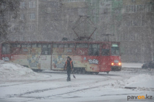 Снег и дождь прогнозируют синоптики