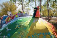 В День государственных символов на павлодарской набережной откроют молодежныйАрбат «Жазstar»