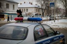 В Павлодаре полицейские преградили путь пьяному водителю