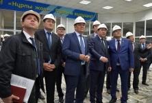 Аким Павлодарской области попросил казахстанских сенаторов о поддержке строительства индустриальной зоны в Экибастузе