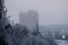Синоптики объявили в Павлодарской области штормовое предупреждение в связи с морозами