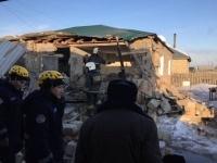 В Павлодарской области взрывами газовых баллонов повреждено два частных дома, есть пострадавшие