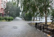 В Павлодаре ожидаются грозовые дожди в середине недели