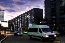 В акимате Павлодара напоминают, что для пенсионеров предусмотрен льготный проезд в маршрутных такси