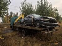 Авария по улице Ломова стала причиной гибели водителя