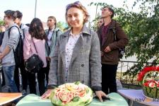 В Павлодаре прошел праздник арбуза