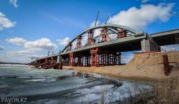 Строительство дороги Аксу-Павлодар идет с опережением графика на 20 дней (фото)