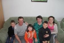 В Железинском районе создана первая приемная семья