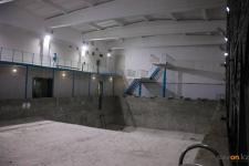 До конца лета в Аксу завершат капитальный ремонт 25-метрового бассейна