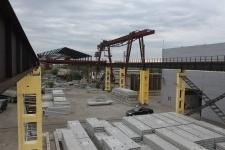 В Павлодаре запущен новый домостроительный комбинат ЖБИ