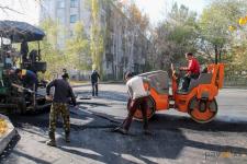 В Павлодаре обещанные 130 дворов планируют заасфальтировать к началу ноября