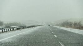 Выезд автотранспорта ограничили из-за сильных морозов в Павлодарской области