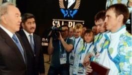 Назарбаев: Если Казахстан выиграет заявку на Олимпиаду-2022, строить нам много не придется