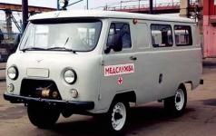 Водитель машины медпомощи в Павлодарской области заявил, что после поломки служебного авто был вынужден возить пациентов на своем транспорте