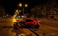 Ночная погоня за одной машиной помогла полицейским раскрыть салонную кражу в другой