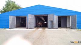 Для молочно-товарной фермы в Аксу не планируют менять место