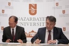 ПГУ и Назарбаев Университет заключили меморандум о взаимопонимании