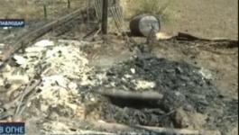 Дачный скандал: жители Павлодара утверждают, что их дачи умышленно поджигают