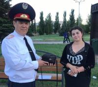 Павлодарские полицейские вернули гостье из России забытую сумку с деньгами и документами